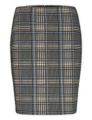 FRLECHECK 2 Skirt - DELLA ROBBIA BLUE MIX