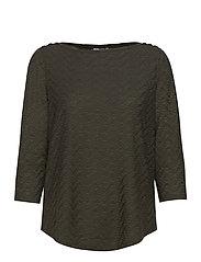 FRLEJACQ 1 T-shirt - GREEN INK