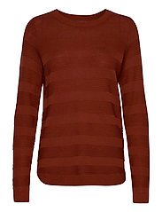 FRLETAN 3 Pullover - BARN RED
