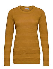 FRLETAN 3 Pullover - HARVEST GOLD