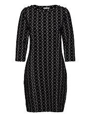 FRMEVAR 1 Dress - BLACK MIX