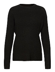 FRMEBLOCK 1 Pullover - BLACK