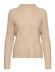 FRMEBLOCK 2 Pullover - BEIGE MELANGE