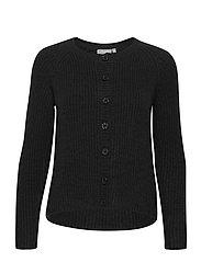 FRMEBLOCK 3 Cardigan - BLACK
