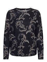 FRMESOFT 1 Pullover - NAVY BLAZER MIX