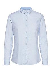 FRZAOXFORD 1 Shirt - BLUE CHAMBRé STRIPES