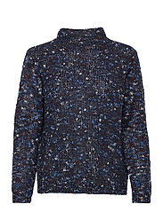 FRMESPOT 1 Pullover - NAVY BLAZER MIX
