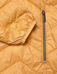 Fransa - FRPAPADDING 5 Outerwear - gewatteerde jassen - ochre - 4