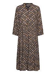 FRMAORI 3 Dress - MISTY ROSE MIX