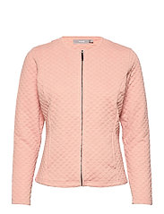 FRPECARDI 1 Cardigan - MISTY ROSE