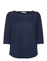 FRPEJACQ 1 T-shirt - NAVY BLAZER