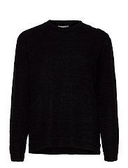 FRLEMERETTA 1 Pullover - BLACK MELANGE