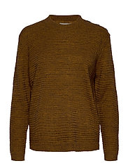 FRLEMERETTA 1 Pullover - CATHAY SPICE MELANGE