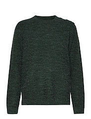 FRLEMERETTA 1 Pullover - PONDEROSA PINE MELANGE