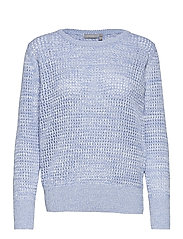FRPERIDGE 2 Pullover - BRUNNERA BLUE MIX