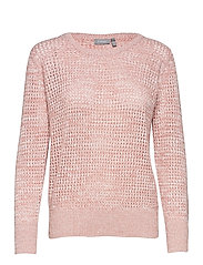 FRPERIDGE 2 Pullover - MISTY ROSE MIX