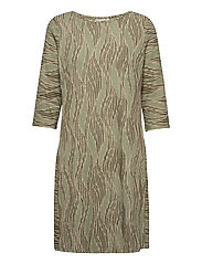 FRPEMISO 2 Dress - HEDGE MIX