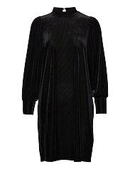 FRNEVELOUR 7 Dress - BLACK