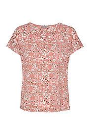 FRVEDOT 1 T-shirt - MISTY ROSE MIX