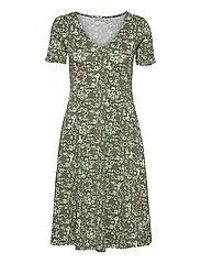 FRVEDOT 2 Dress - HEDGE MIX