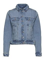 FRVOCUT 1 Jacket - CLEAR BLUE DENIM
