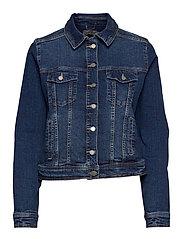 FRVOCUT 1 Jacket - GLOSSY BLUE DENIM