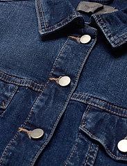 Fransa - FRVOCUT 1 Jacket - spijkerjassen - glossy blue denim - 2