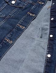 Fransa - FRVOCUT 1 Jacket - spijkerjassen - glossy blue denim - 4