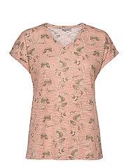 FRVEIREG 1 T-shirt - MISTY ROSE MIX