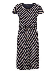 FRVESUNNA 2 Dress - NAVY BLAZER MIX
