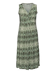 FRAMSELFA 1 Dress - AQUA FOAM MIX