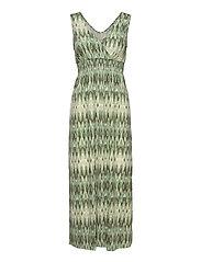 FRAMSELFA 2 Dress - AQUA FOAM MIX