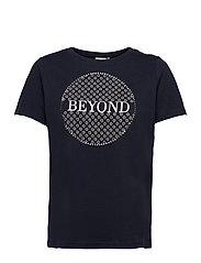 FRPETEE 2 T-shirt - NAVY BLAZER MIX
