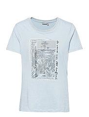 FRVEKAM 2 T-shirt - CASHMERE BLUE