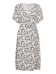 FRALCRINKLE 2 Dress - BIRCH MIX