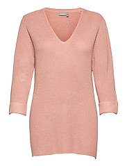 FRVESTRIB 2 Pullover - MISTY ROSE