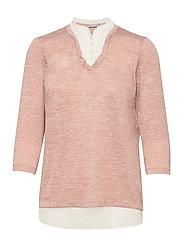 FRVEREXAN 1 Pullover - MISTY ROSE MELANGE