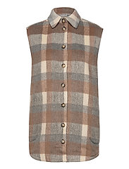 FXTACHECK 3 Waistcoat - OXFORD TAN MIX