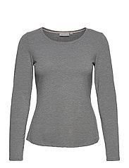 Kasic 1 Tshirt - ASPHALT MELANGE