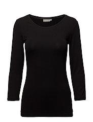 Kikse Tshirt - BLACK