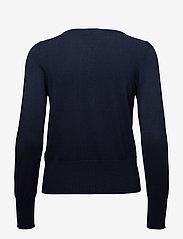 Fransa - Zubasic 60 Cardigan - cardigans - black iris - 1