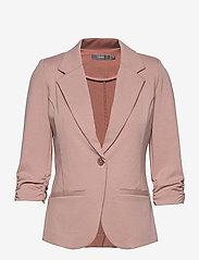 Fransa - Zablazer 1 Blazer - casual blazers - misty rose - 0