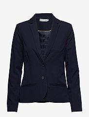 Fransa - Zano 1 Blazer - blazer - dark peacoat - 0