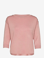 Fransa - ZUBASIC 114 Pullover - jumpers - misty rose - 0