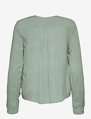 Fransa - FRHAZAVISK 1 Shirt - blouses met lange mouwen - aqua foam mix - 1