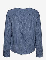 Fransa - FRHAZAVISK 1 Shirt - blouses met lange mouwen - brunnera blue mix - 1