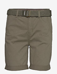 Fransa - FRJOCAMO 2 Shorts - casual shorts - hedge - 0