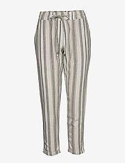 Fransa - FRJAHAY 2 Pants - bukser med lige ben - hedge mix - 0