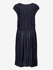 Fransa - FRJEPLISSE 1 Dress - midi jurken - navy blazer - 1