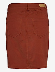 Fransa - FRLOMAX 3 Skirt - short skirts - burnt henna - 1